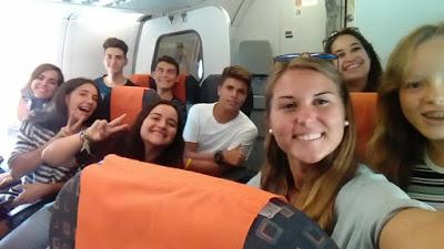 Intercambio juvenil en Italia