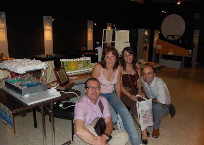 ENTREGA PREMIOS PROFES Y ALUMNAS 2007