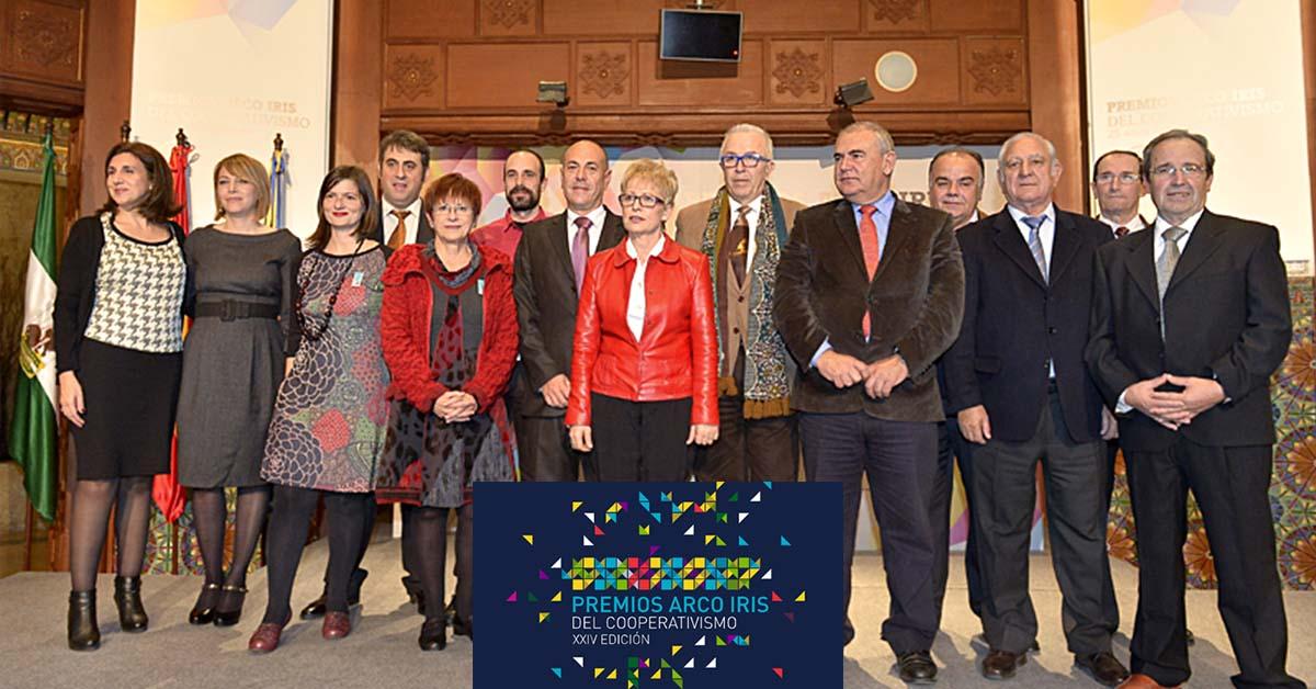 premio arco iris cooperativismo